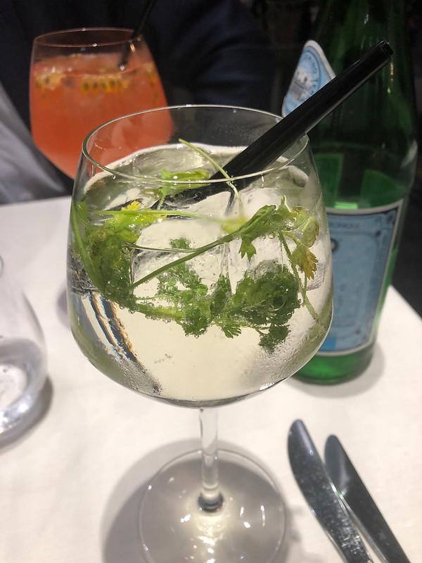 Spritz à la japonaise - Akashon @ Hotel Heliopic