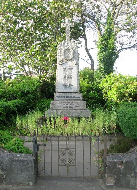 Buchlyvie War Memorial