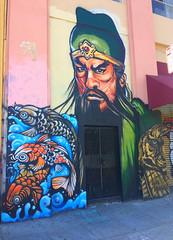 2018 Oakland Chinatown