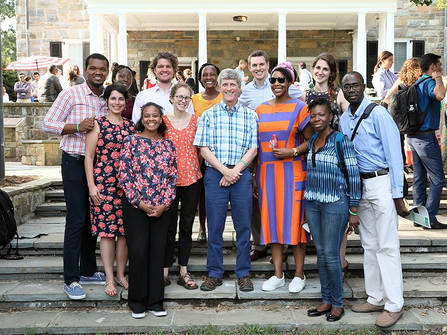 VECD Global Health Fellows