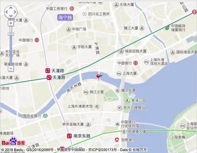 Zhapuluqiao map