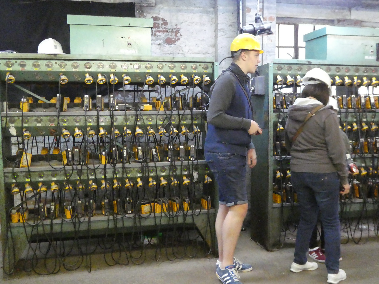 National Coal Mining Museum tour