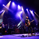 Wed, 15/08/2018 - 8:32am - Longtime faves The Decemberists close out the 2018 BRIC Celebrate Brooklyn! Festival, 8/14/18. Photo by Gus Philippas/WFUV
