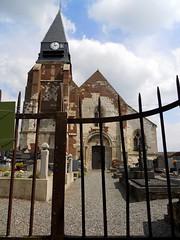 Rocquencourt : Eglise Notre-Dame