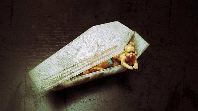 June 22 - coffin babies