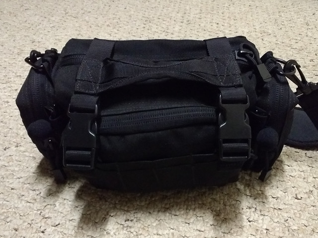 """Stealth"" Recording Bag - Closed"