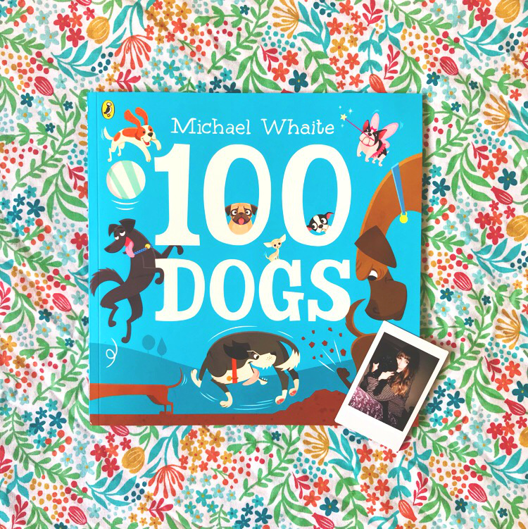 childrens book reviews uk book bloggers vivatramp 100 dogs michael whaite