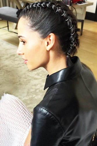 Most Stunning Braided Short Hair Styles To Top Level Of Beauty 4