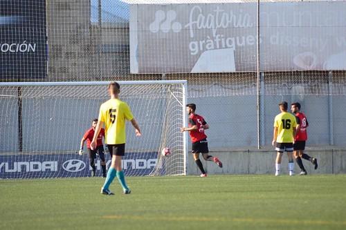inter 3-1 la union jv amistoso