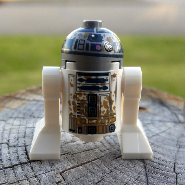 Go Home Artoo, You're Drunk…
