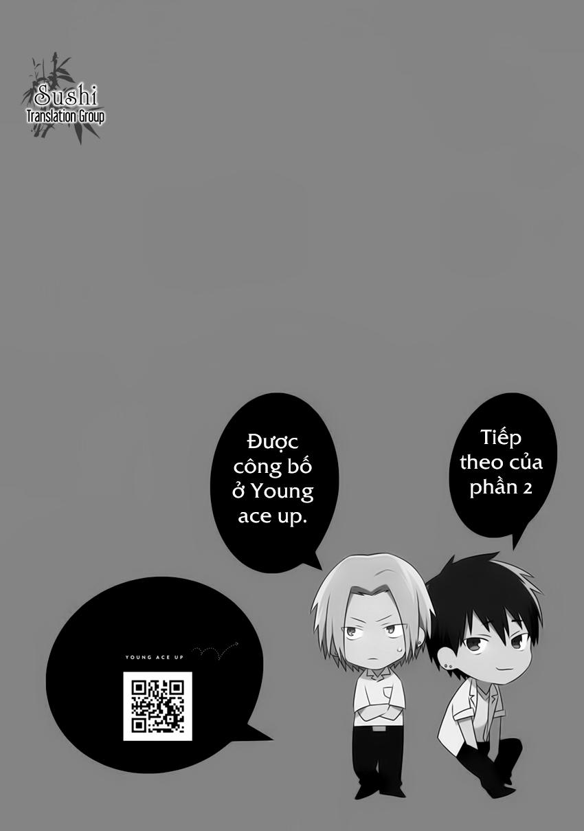 Đôi Ta Đi Trốn chap 10 - Trang 36