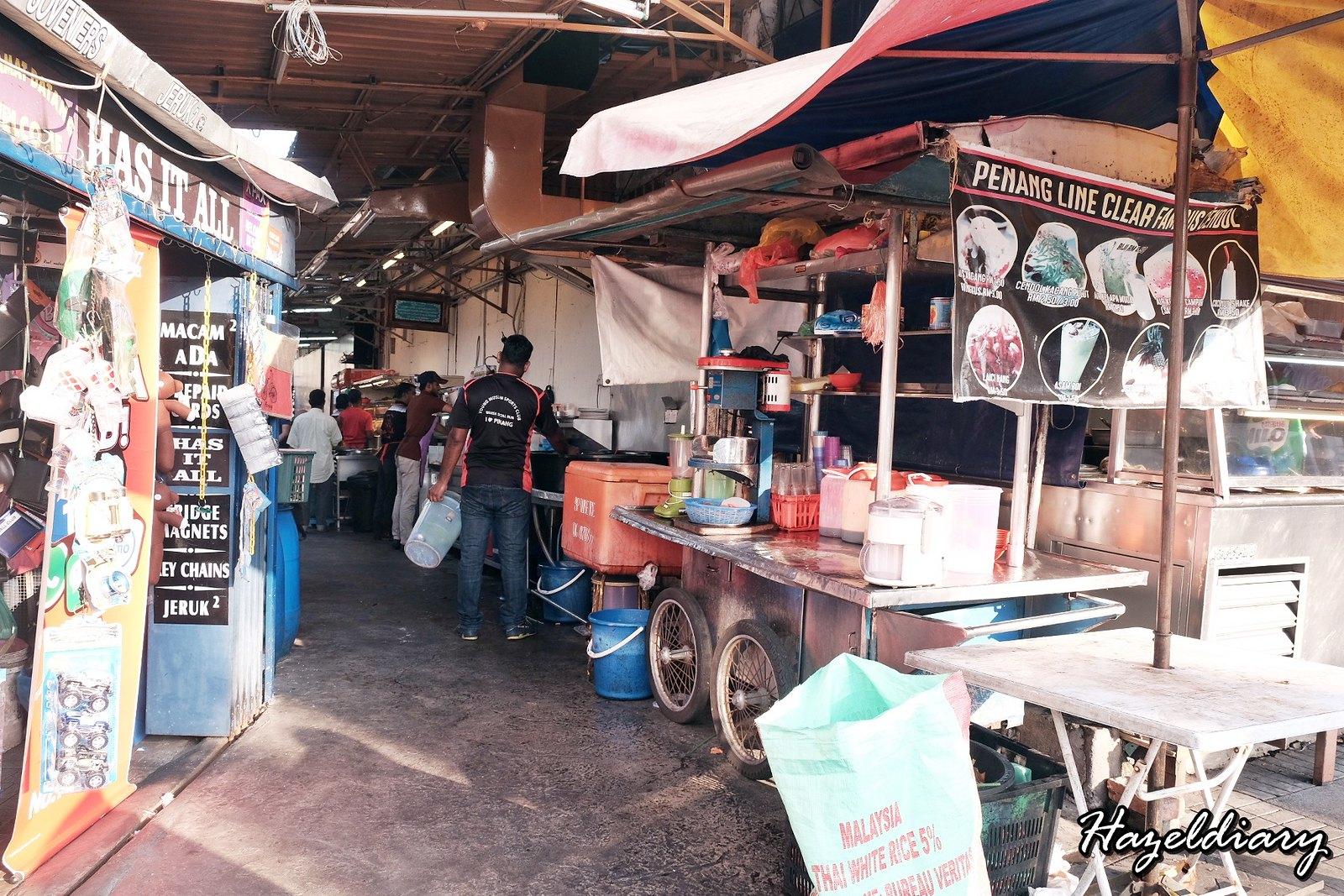 Line Clear Nasi Kandar-Jalan Penang-Hazeldiary