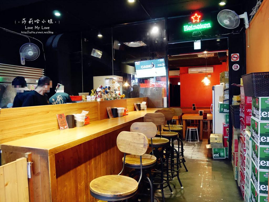 台北中山區平價餐廳居酒屋推薦柒串燒屋 (8)