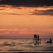 August Sunset at Lake Ontario IV