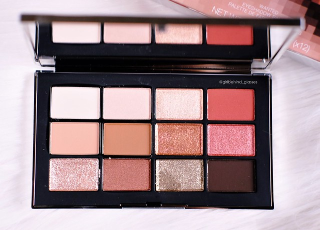 NARSissist Wanted Eyeshadow Palette2