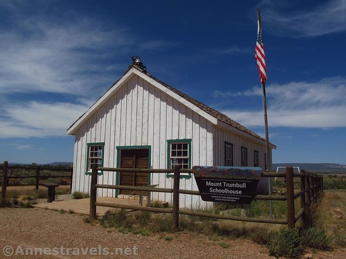 Mount Trumbull Schoolhouse, Grand Canyon-Parashant National Monument, Arizona