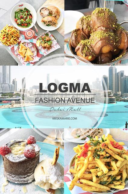 Logma in Dubai Mall