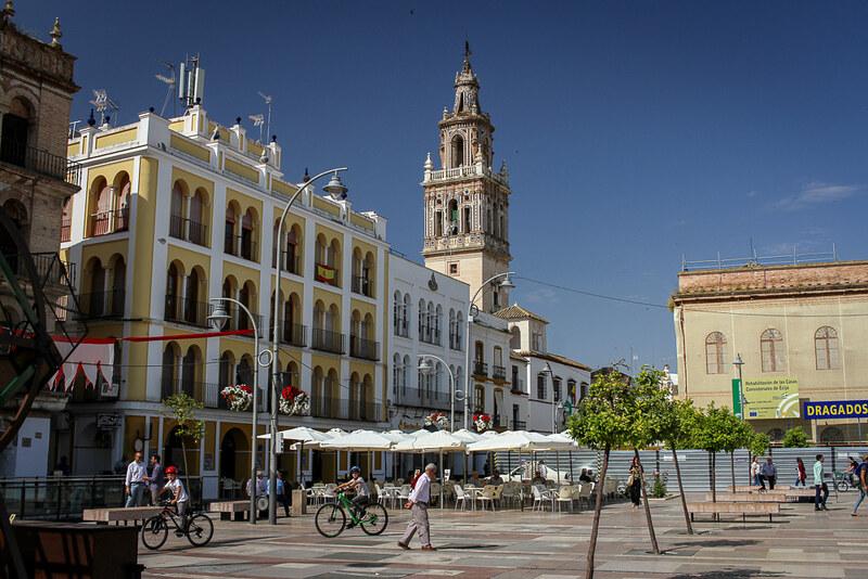 pueblos y ciudades interesantes de Andalucia