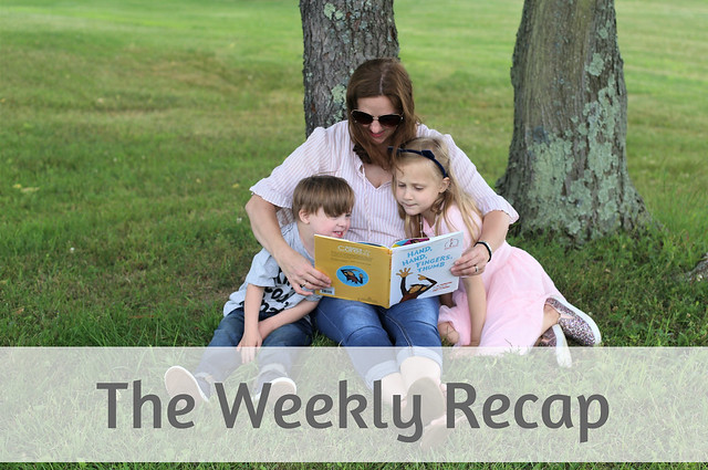 The Weekly Mom Life Recap