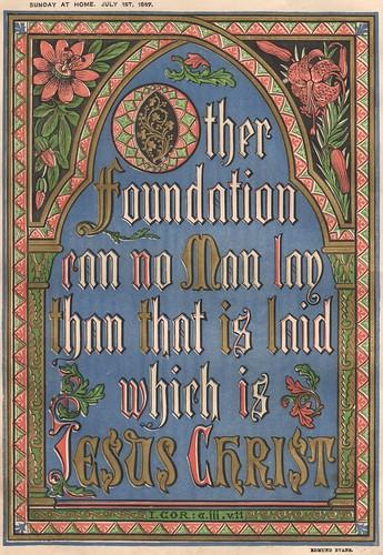 1867 Corinthians 3:11