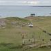 Eriskay Football Pitch by Sea Pigeon