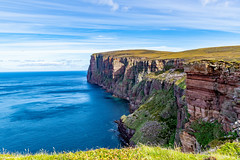 The Cliffs and Walk from Rackwick to The Old Man Oh Hoy Orkney
