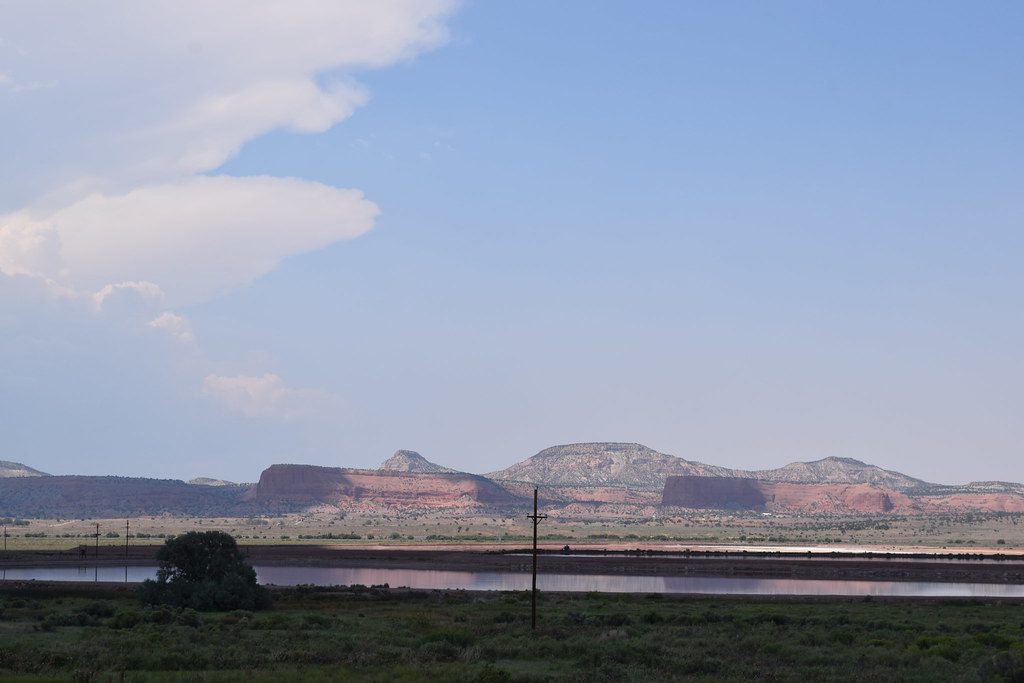 New Mexico/Arizona Views from the road