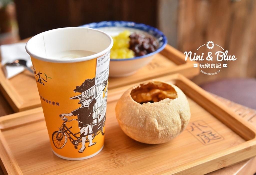 第二市場美食 小庭找茶 梅煎茶 凸餅 粉粿06
