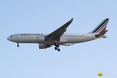 Air France F-GZCN