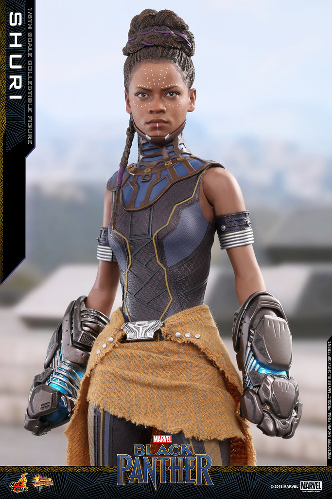Black Panther - Shuri 1/6 Scale Figure by Hot Toys