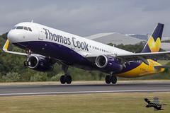 Thomas Cook Airbus A321-231 G-TCVC