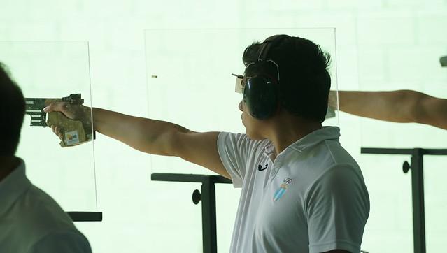 Tiro deportivo cierra con 3 medallas en Barranquilla 2018