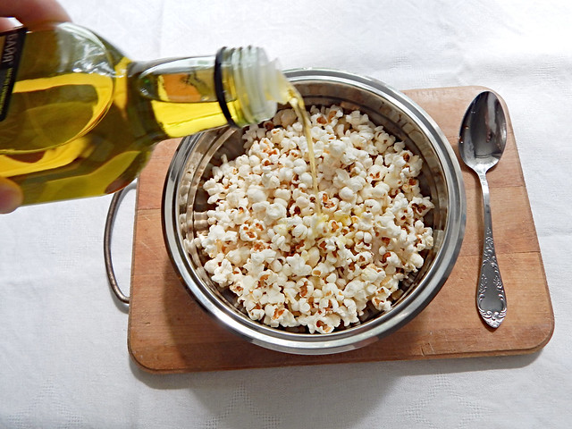 Как приготовить попкорн дома? Легко! Пошаговая фотоинструкция и советы бывалых | HoroshoGromko.ru