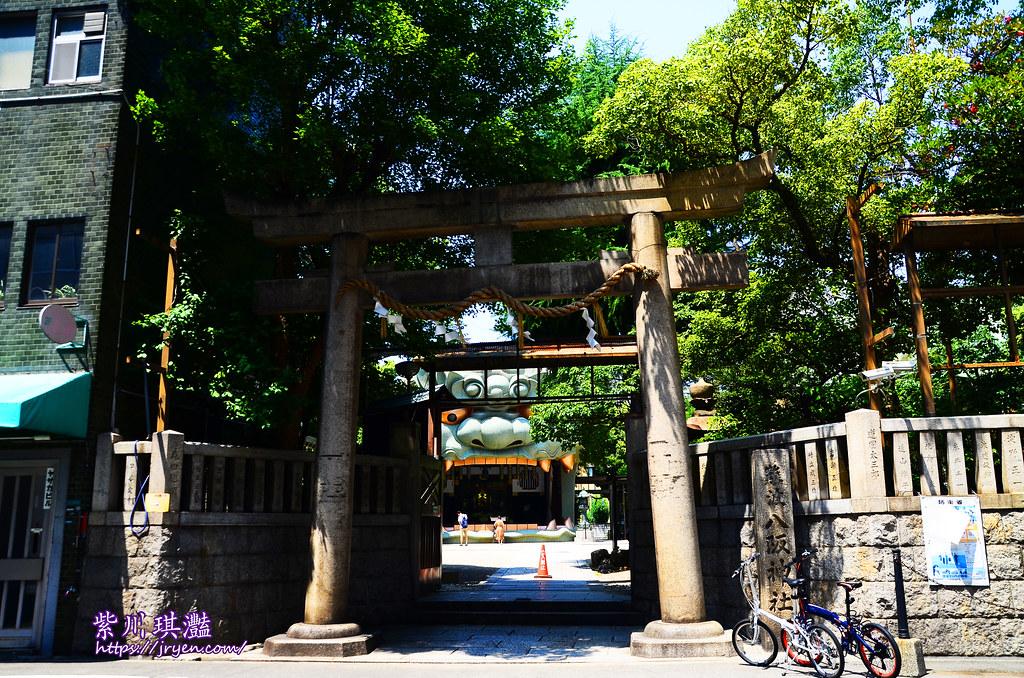 難波八阪神社-001