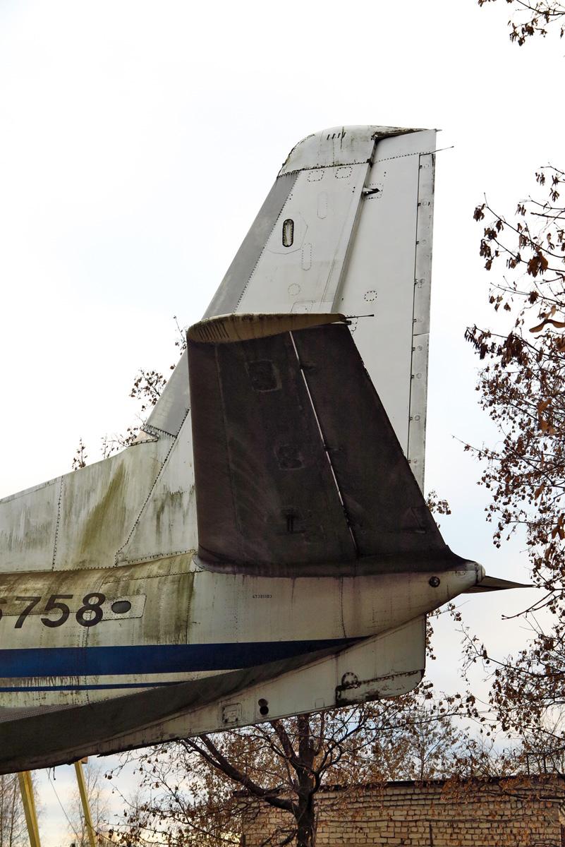 29 АН-24Б в Слободском Кировской области