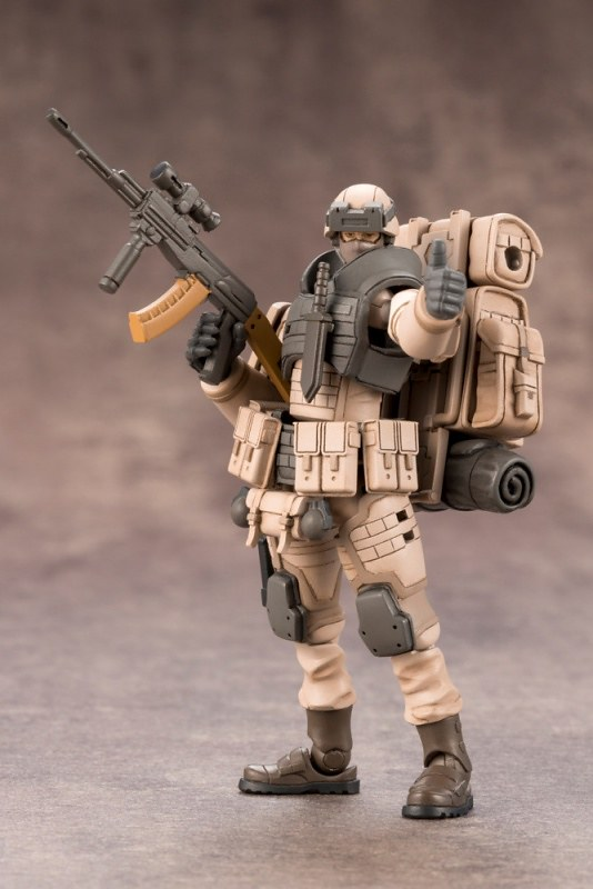 超帥現代軍事風!壽屋《HEXA GEAR》1/24 KIT BLOCK「Governor 初期型(アーリーガバナー)Vol.1」