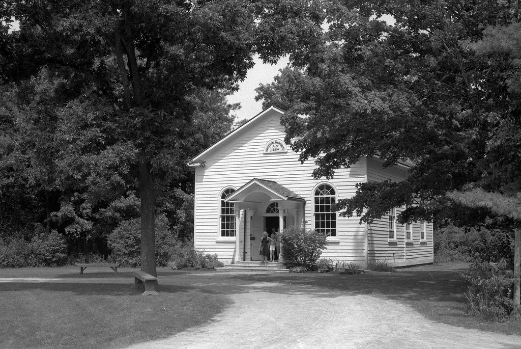 Mountsberg Church