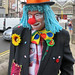 Chalkie the clown