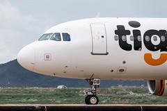 Tiger Taiwan A320-200(WL) B-50008 002