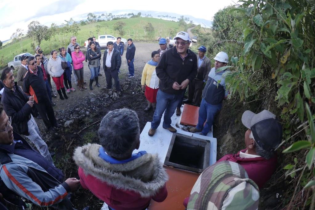 Prefectura dota de un nuevo sistema de riego para Cumbaltar – El Ejido