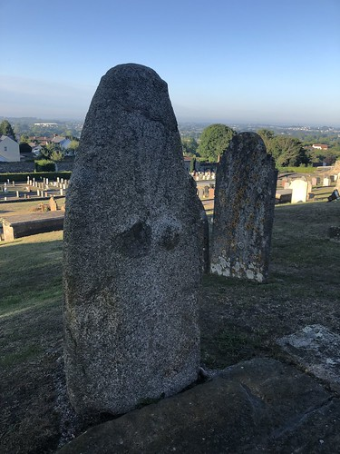 Neolithic menhir