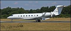 EC-MLR Gulfstream G650 c/n 6184 TAG Aviation Espana (EGLF-Farnborough)
