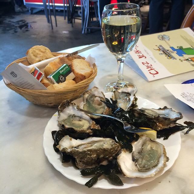 Oyster deal