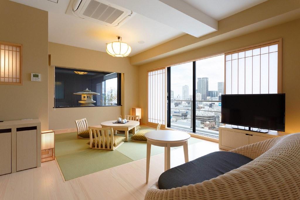 本町大阪景观饭店 Osaka View Hotel Honmachi (1)