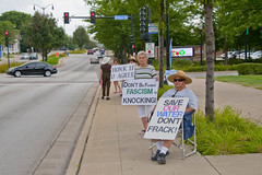 Occupy Elgin Elgin Illinois 8-11-18 3090