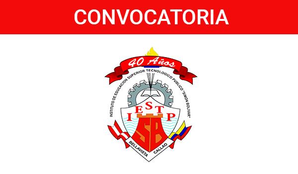 CONVOCATORIA CAS N. ° 017-2018