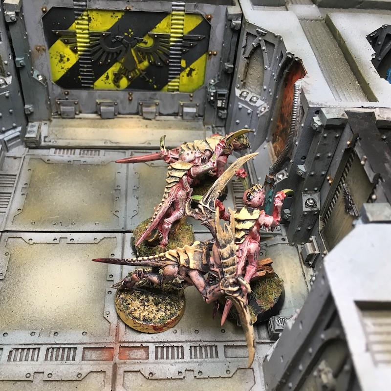 Medal of Colors Indomitus Crusade Battles-21