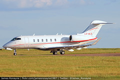 LX-ALX | Bombardier Challenger 350 | Luxaviation