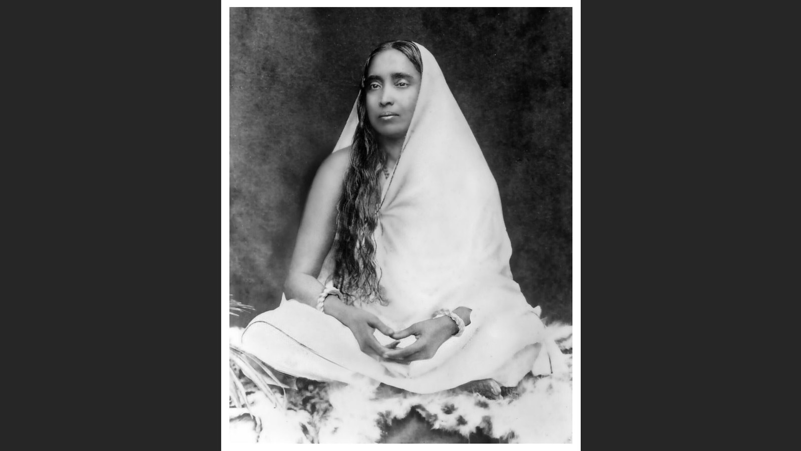 Sri Sarada Devi - Belur Math - Ramakrishna Math and