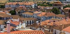 Casario em Évora